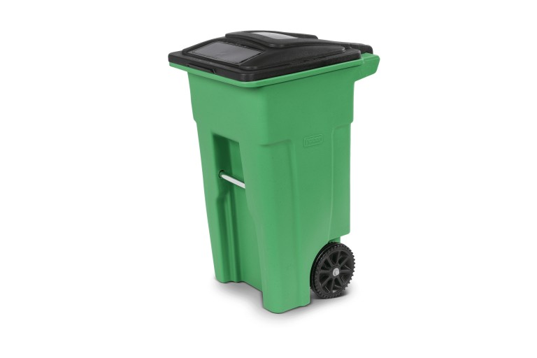 Toter® Two-wheel Organic Cart Recycling Carts & Containers