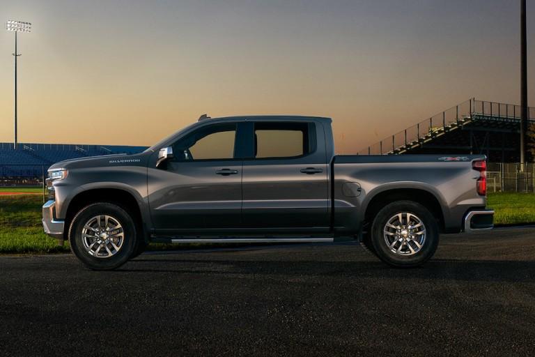 2019 Silverado 1500 Pickup Trucks