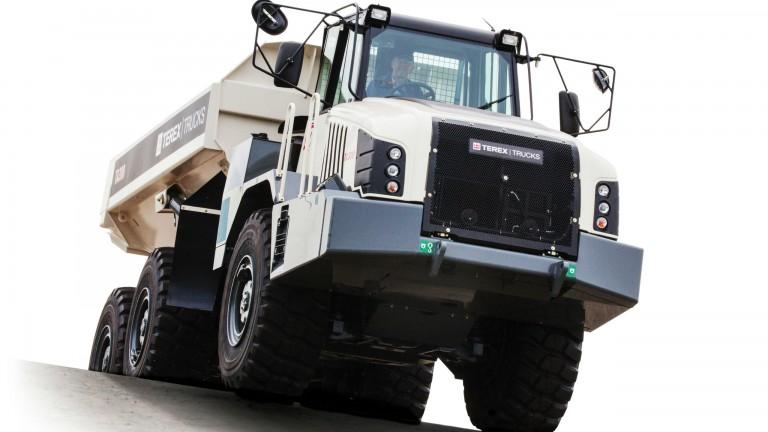 Increased fuel efficiency featured in Terex articulated hauler update