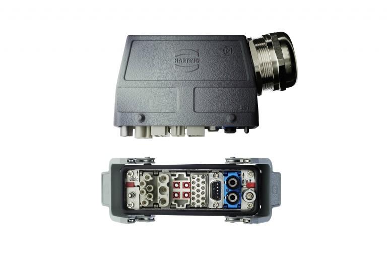 Han-Modular® Connectors