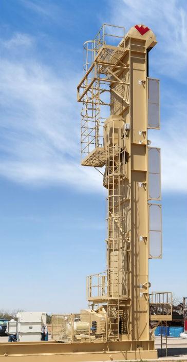 Weatherford Rotaflex Pumping Unit Improves Artificial Lift