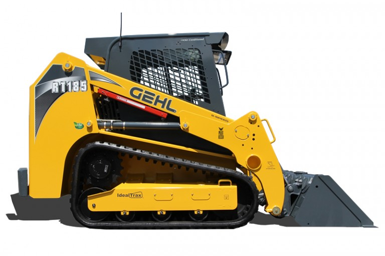 RT185 Compact Track Loaders