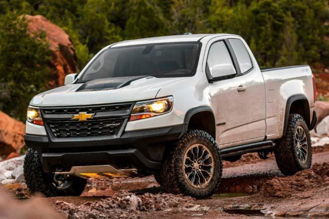 Chevrolet - 2018 Colorado ZR2 Pickup Trucks
