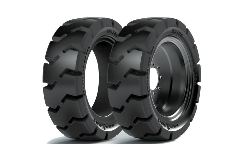 MS706 Construction Pro Tires