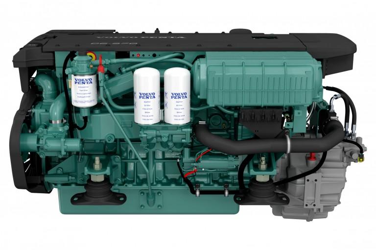 D6-330 Diesel Engines