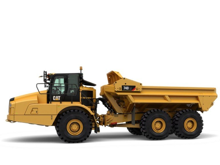 Caterpillar Inc. - 740 GC Articulated Dump Trucks