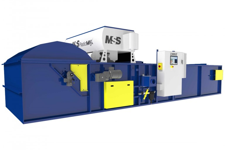 CIRRUS PlasticMax Recycling Sorting Systems
