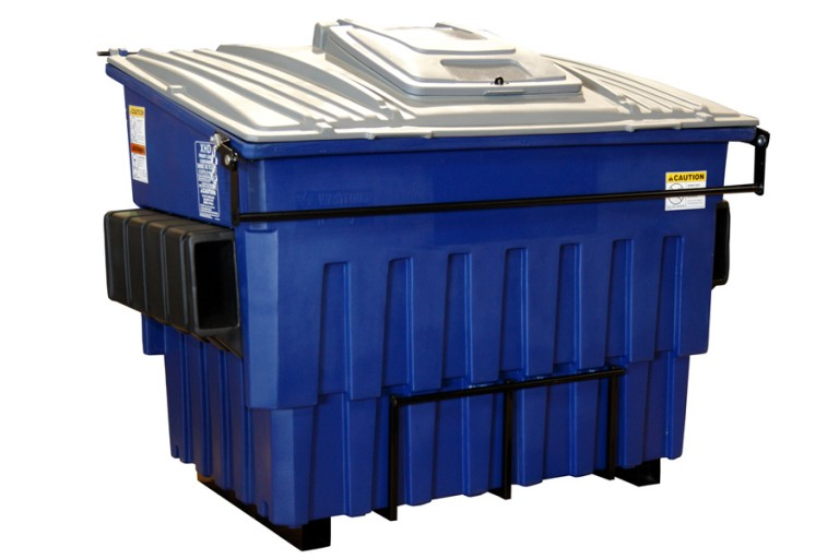 Generation II Organics FEL Container Recycling Carts & Containers