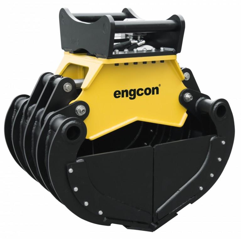 Engcon - SK30 Grapples