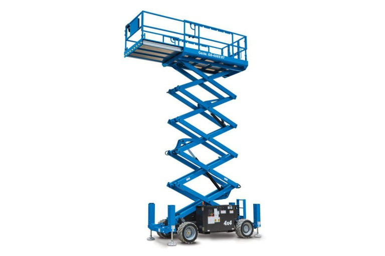 GS-4069 DC Scissor Lifts
