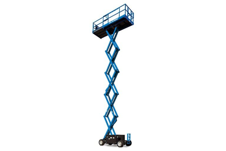 GS-2669 DC Scissor Lifts