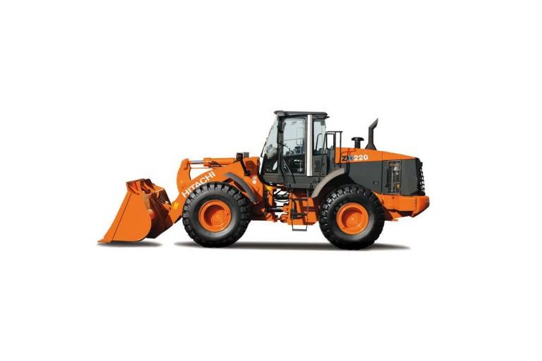 Hitachi Construction Machinery Co. - ZW220 Wheel Loaders