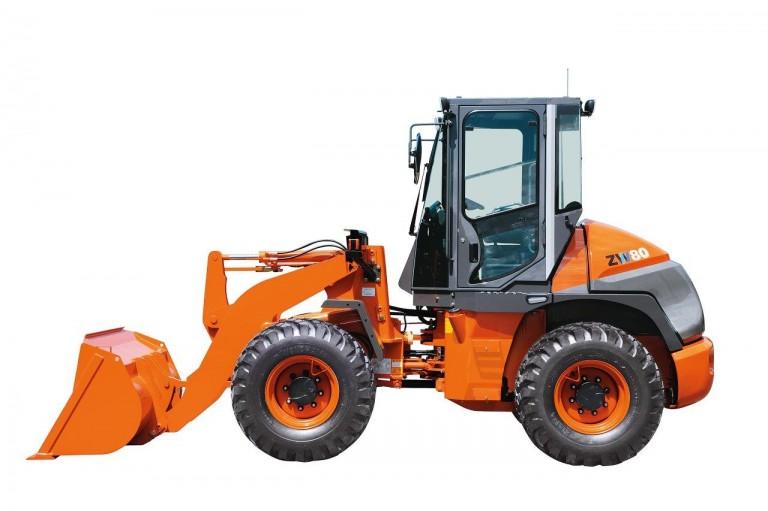 Hitachi Construction Machinery Co. - ZW80 Wheel Loaders