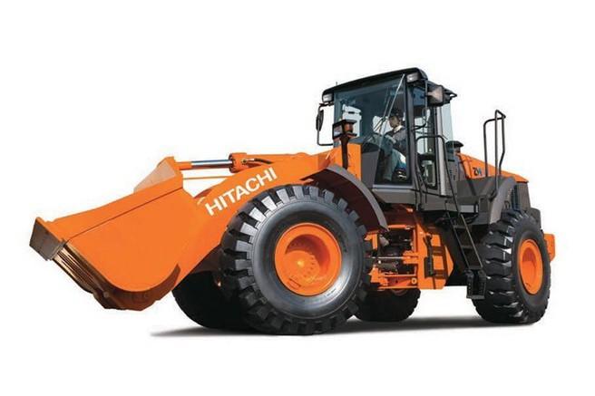 Hitachi Construction Machinery Co. - ZW310 Wheel Loaders