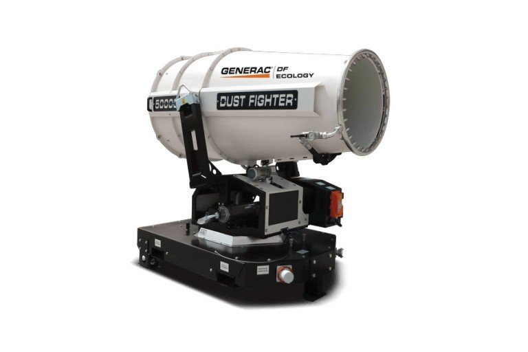 Generac Mobile. - DF 50000 Dust Supression