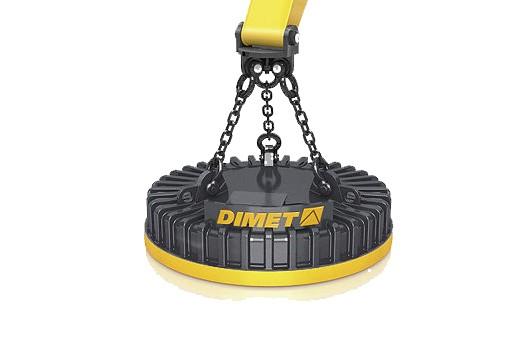 DIMET GmbH & Co. KG - SM Series Magnets