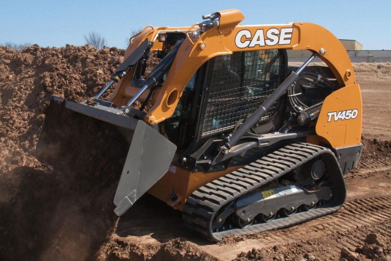 TV450 Compact Track Loaders