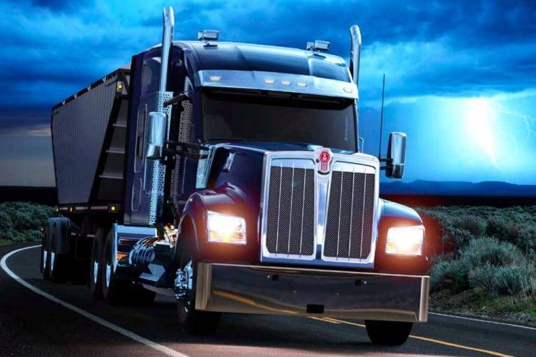 Kenworth Truck Company - W990 Vocational Trucks