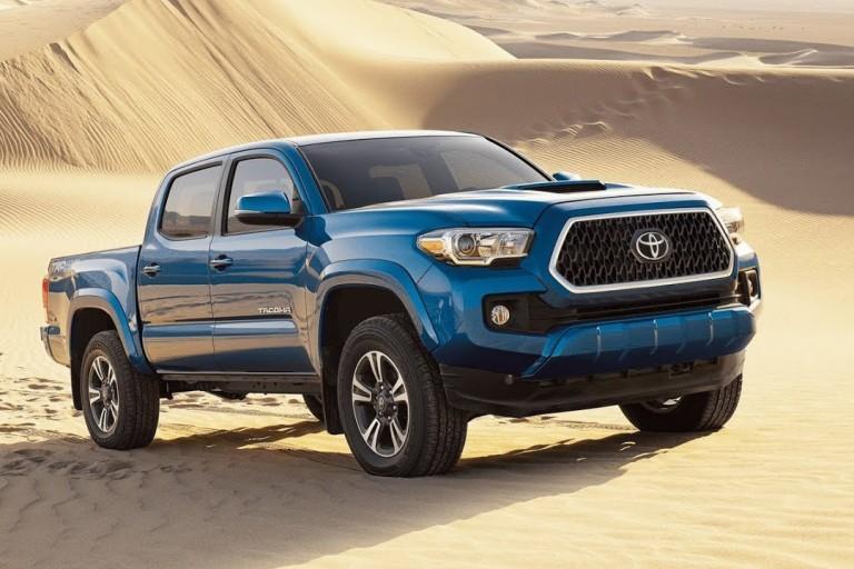 2019 Toyota Tacoma Pickup Trucks