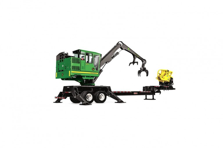 337E Forestry Log Loaders