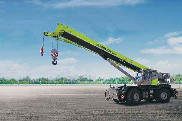 ZRT850 Rough Terrain Cranes