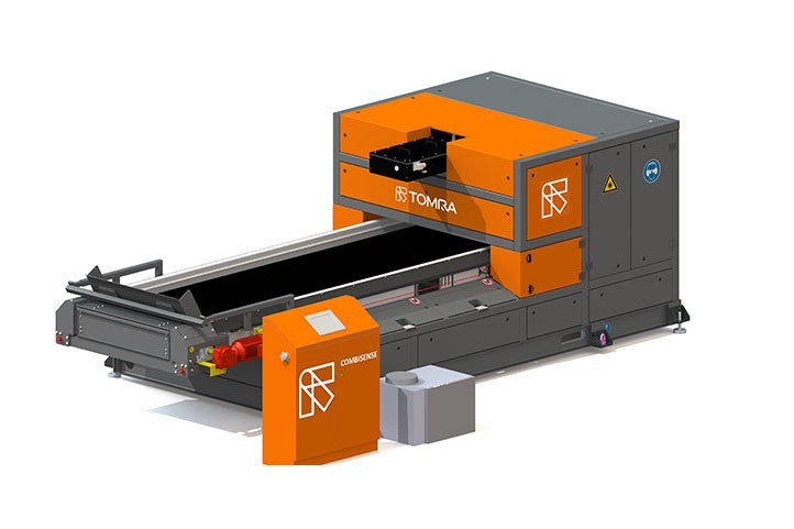 TOMRA Sorting Solutions - COMBISENSE Recycling Sorting Systems