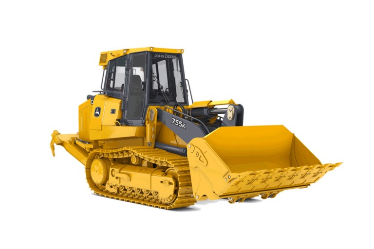 John Deere Construction & Forestry - 755K Crawler Loaders