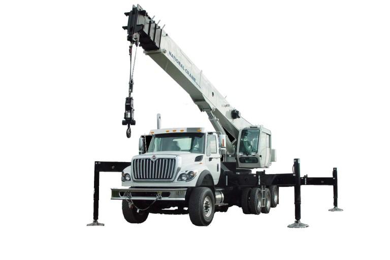 NBT50 Truck Mounted Cranes