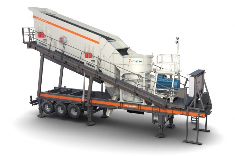 NW300HPS Rapid - Metso - Recycling Product News