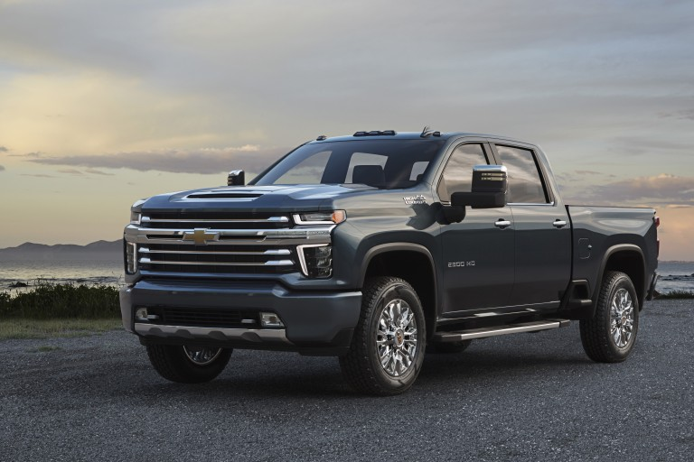 2020 Silverado HD Pickup Trucks