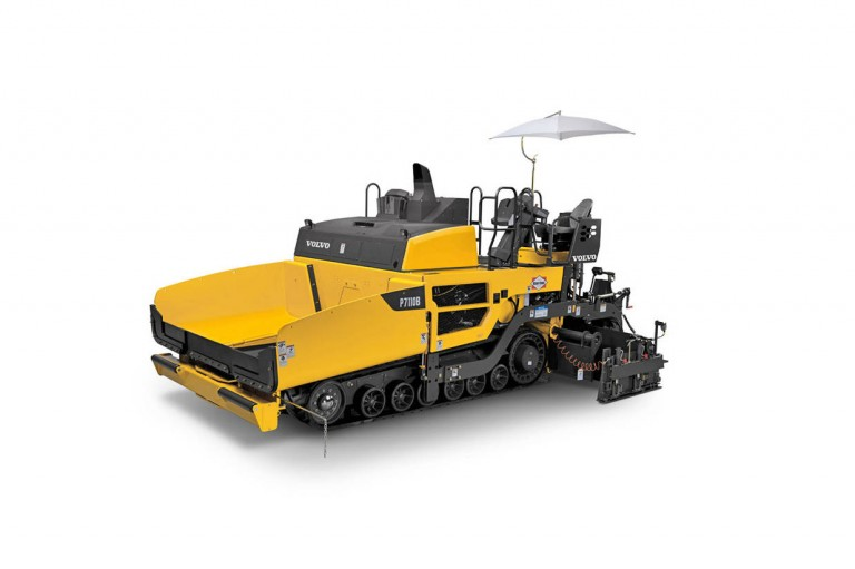 Volvo Construction Equipment - P7110B Asphalt Pavers
