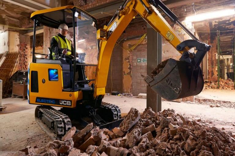 JCB Inc. - 19C-1E Mini Excavators