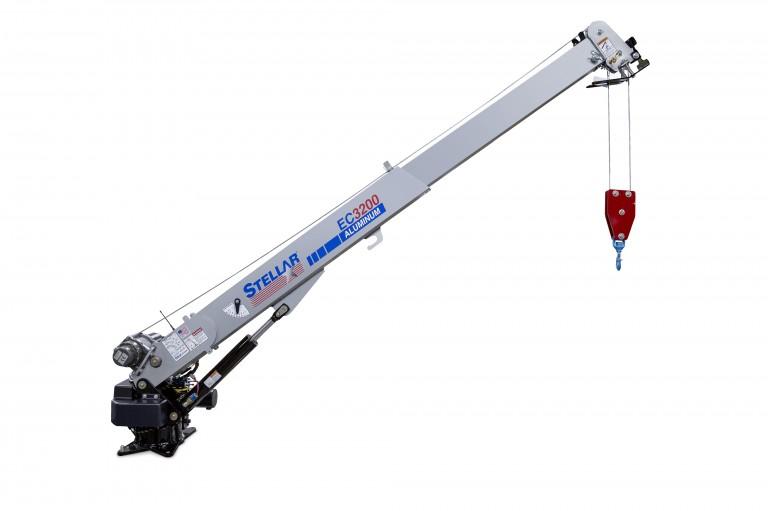 EC 3200 Truck Mounted Cranes