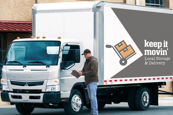 FE180 GAS Vocational Trucks