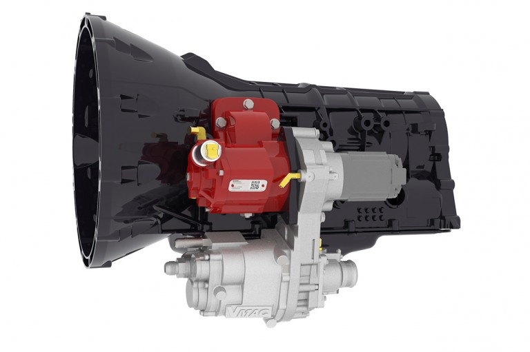 VMAC - DTM70-H Compressors