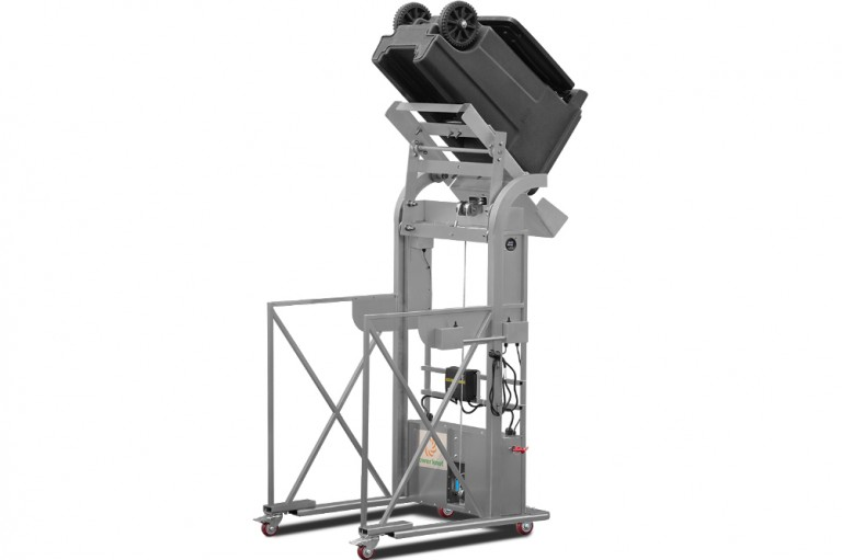 Power Knot LLC - SBT-140 Recycling Carts & Containers