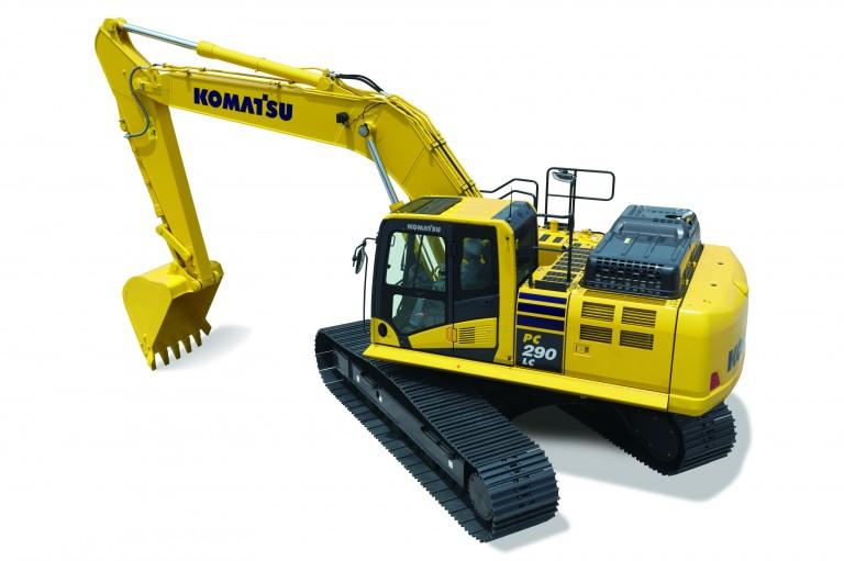 Komatsu America Corp. - PC290LCi-11 Excavators