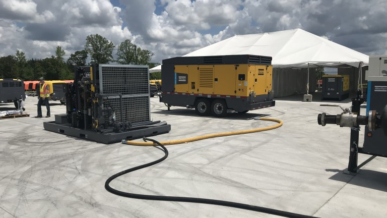 Atlas Copco introduces high-pressure booster range | Oil & Gas Product News