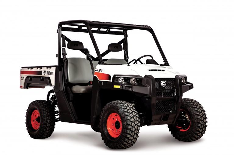 Bobcat Company - UV34 Utility Vehicles