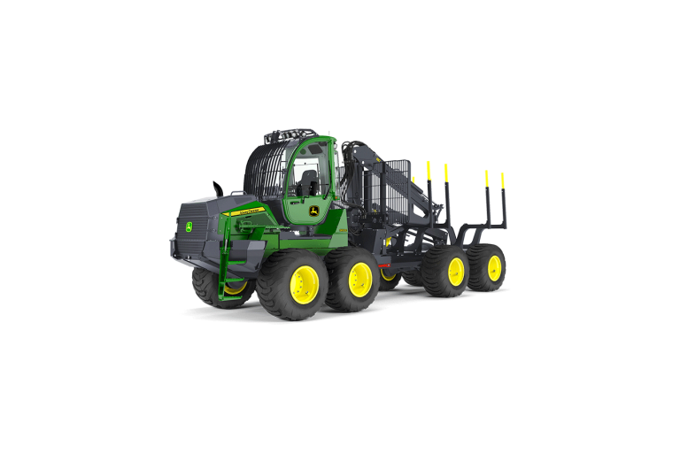 John Deere Construction & Forestry - 910G Forestry Forwarders
