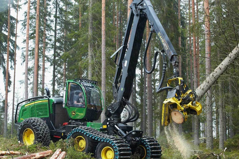 1470G Forestry Harvesters