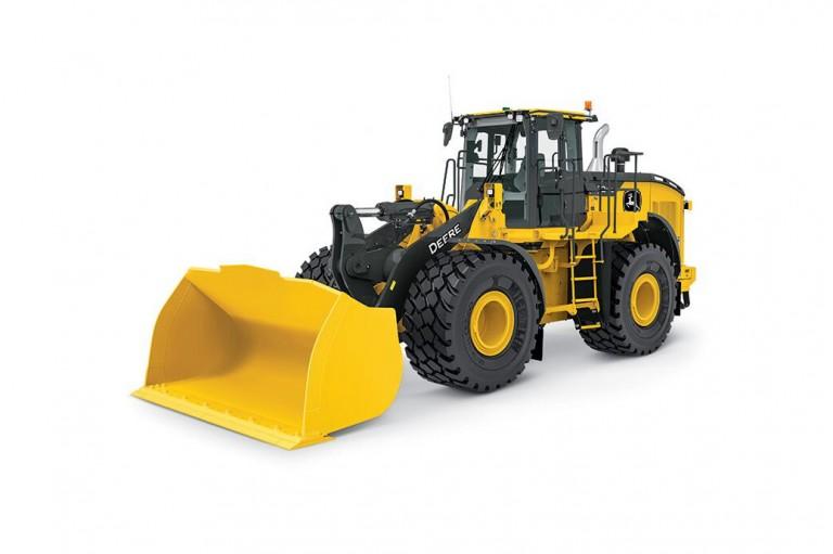 John Deere Construction & Forestry - 824L Wheel Loaders