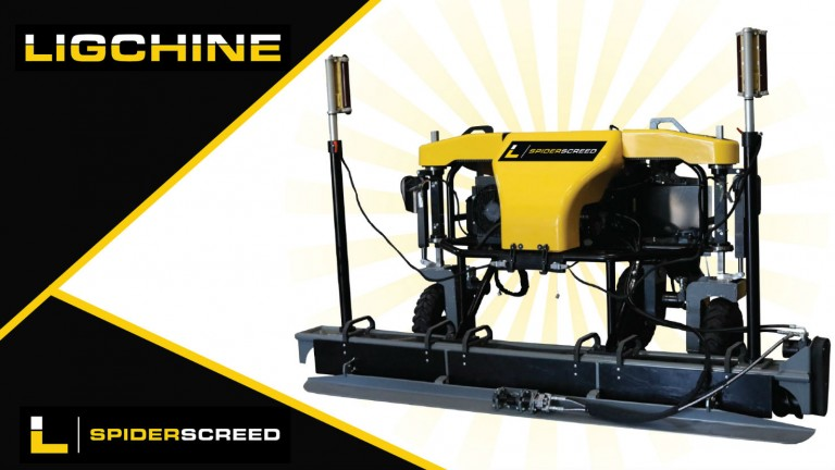 Ligchine Spiderscreed Is A Lightweight Ultra Maneuverable