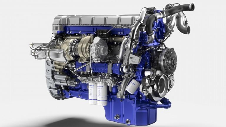 Volvo Trucks North America - D13TC Diesel Engines