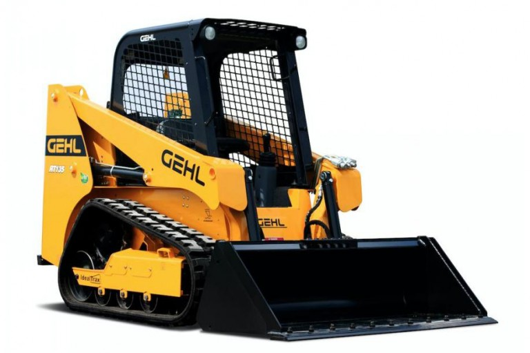 RT135 Compact Track Loaders