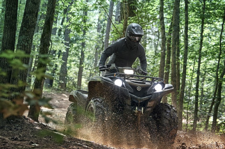 Yamaha Motor Canada - Grizzly® EPS XT-R™ Utility Vehicles