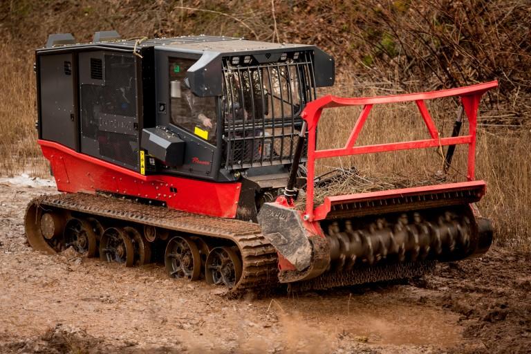 PRINOTH - RAPTOR 300r Crawler Carriers