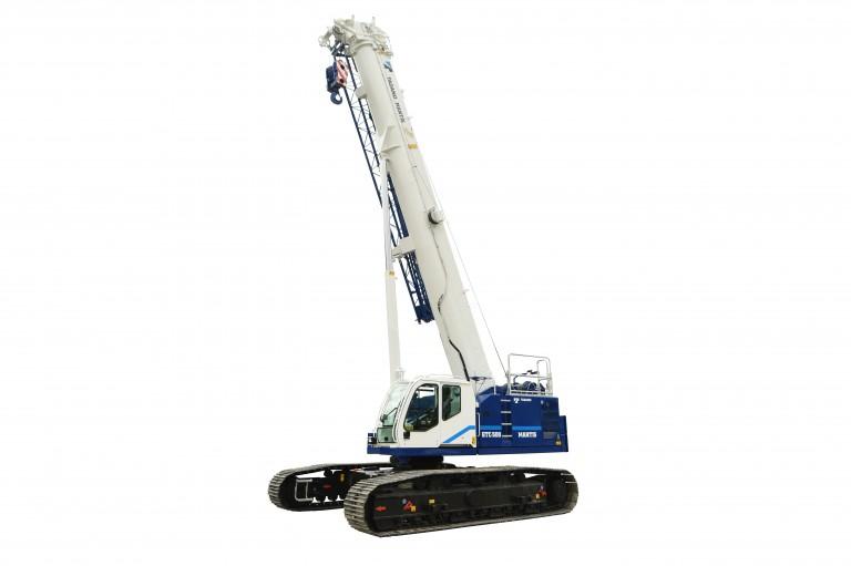 Tadano America Corporation - GTC-500 Crawler Cranes