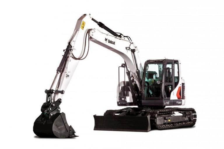 Bobcat Company - E145 Excavators