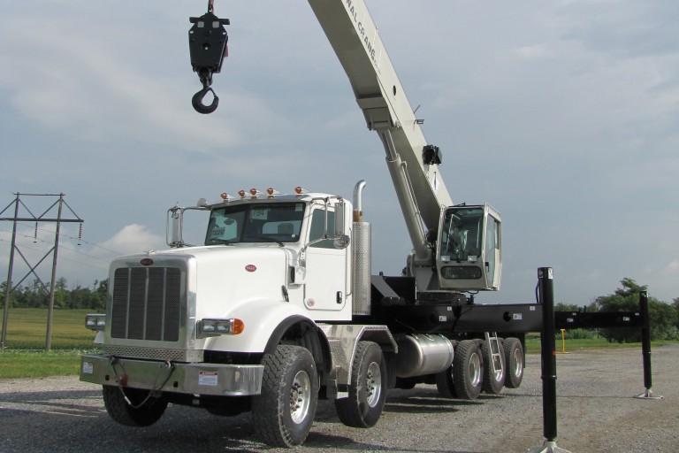 Manitowoc Company, Inc - NBT60L Truck Mounted Cranes